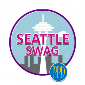 Seattle Swag the Northwests promotional product super source